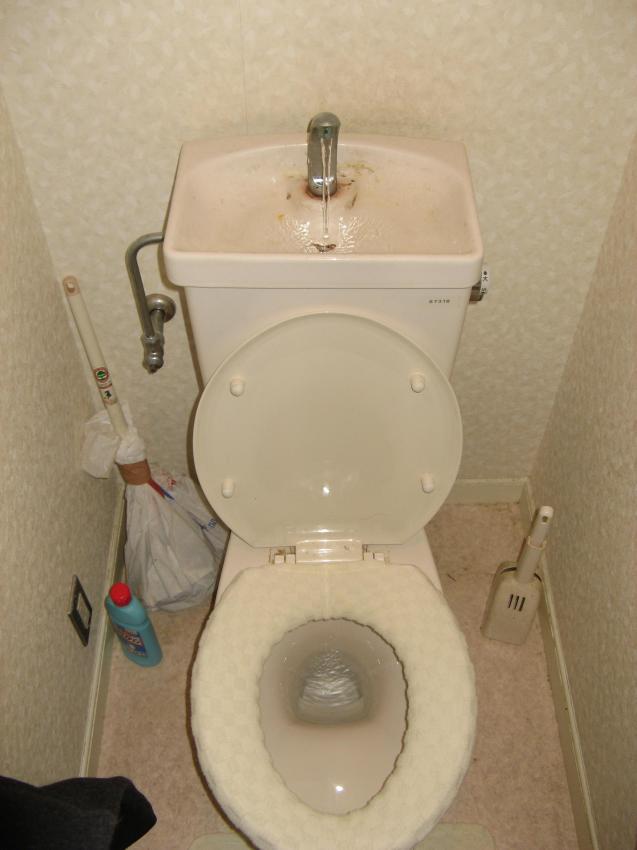 Fabulous Handwaschbecken im WC nachträglich einbauen CD94